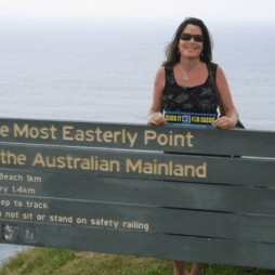 Australia Easternly Point
