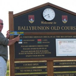 Ballybunion Old Course, Ireland