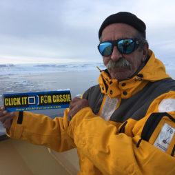 Kapitan Khlebnikov, Snow Hill, Antarctica